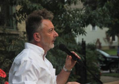 Tim speaking 2