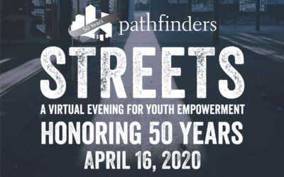 Streets – A Virtual Evening for Youth Empowerment